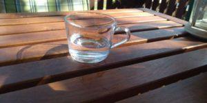 pozitív gondolkodás - félig tele pohár